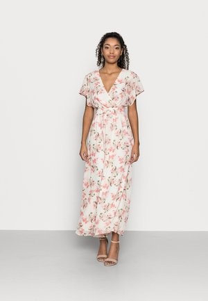 VIKATHRYN ANKLE DRESS PETITE - Maxi dress - cloud dancer