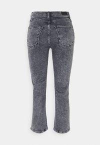 Rich & Royal - Straight leg jeans - denim black - 1