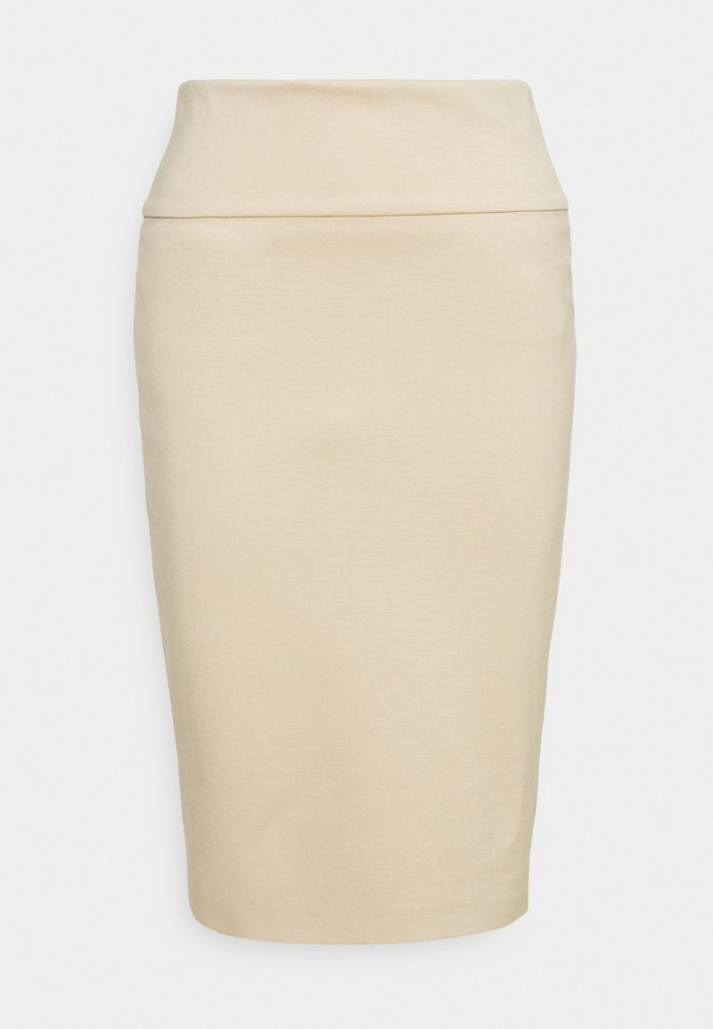 Esprit Collection - Pencil skirt - sand