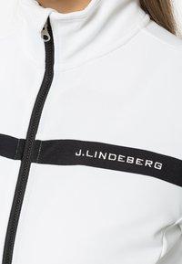 J.LINDEBERG - JARVIS - Giacca sportiva - white - 4