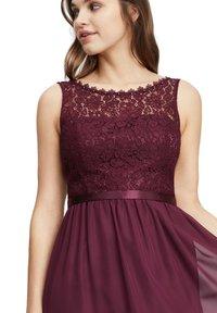 Vera Mont - Cocktail dress / Party dress - shiny bordeaux - 3