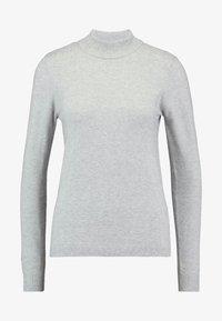 OBJTHESS - Jumper - light grey melange