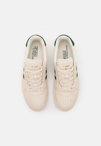 Polo Ralph Lauren - UNISEX - Sneakersy niskie - ecru/college green - 3