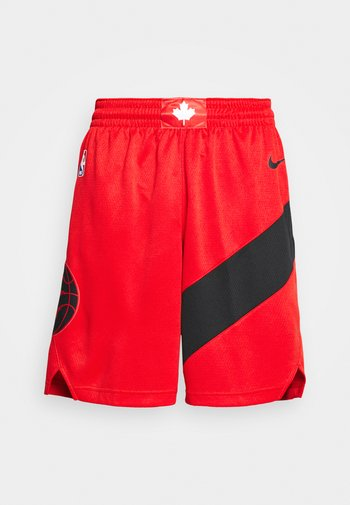 NBA TORONTO RAPTORS SWINGMAN - Sports shorts - university red