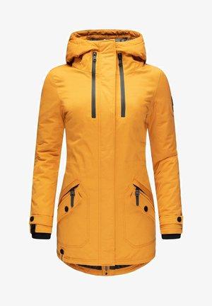 AVRILLE  - Winter coat - yellow