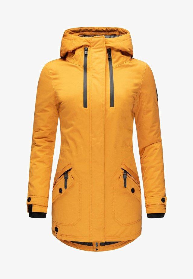 AVRILLE II - Winter coat - yellow