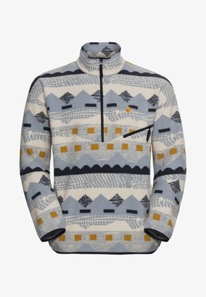 WOMBAT  - Fleece jumper - light sand all over