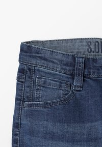 s.Oliver - Slim fit jeans - blue denim - 4