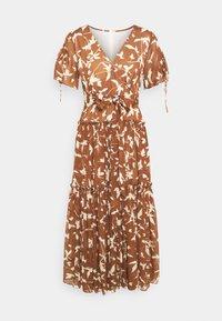 Miss Sixty - Day dress - coffee/apricot - 0