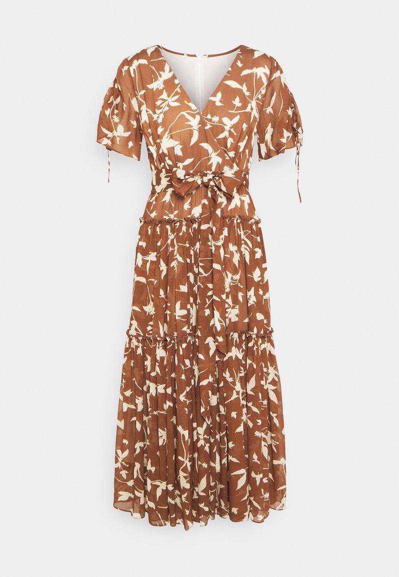 Miss Sixty - Day dress - coffee/apricot