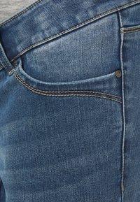 MAMALICIOUS - MLMOSS SLIM  - Jeans Skinny Fit - medium blue denim - 2