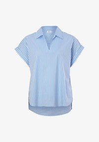 s.Oliver BLACK LABEL - Blouse - light blue stripes - 3