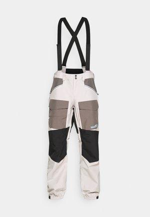 GORE BANSHY - Spodnie narciarskie - castlerock multi