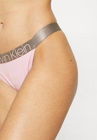 Calvin Klein Underwear - HIGH LEG - Underbukse - echo pink - 4