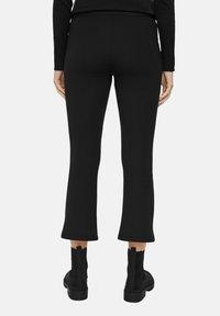 Esprit - REGULAR FIT - Trousers - black - 2