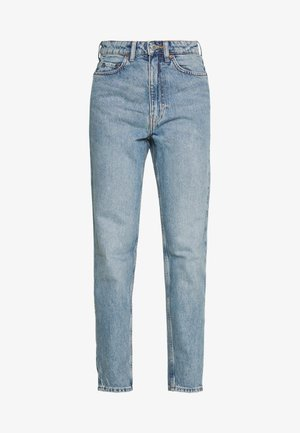 LASH EXTRA HIGH MOM ECHO - Vaqueros tapered - seven blue