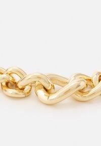 Pieces - PCMARTINE CHAIN WAIST BELT - Waist belt - gold-coloured - 2