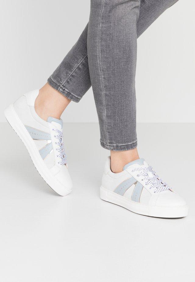 Sneakers laag - bianco/ghiaccio
