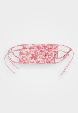 FACEMASK 2 PACK - Stoffmaske - pink