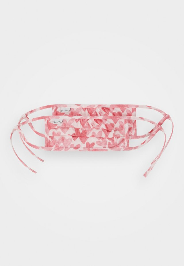 FACEMASK 2 PACK - Community mask - pink