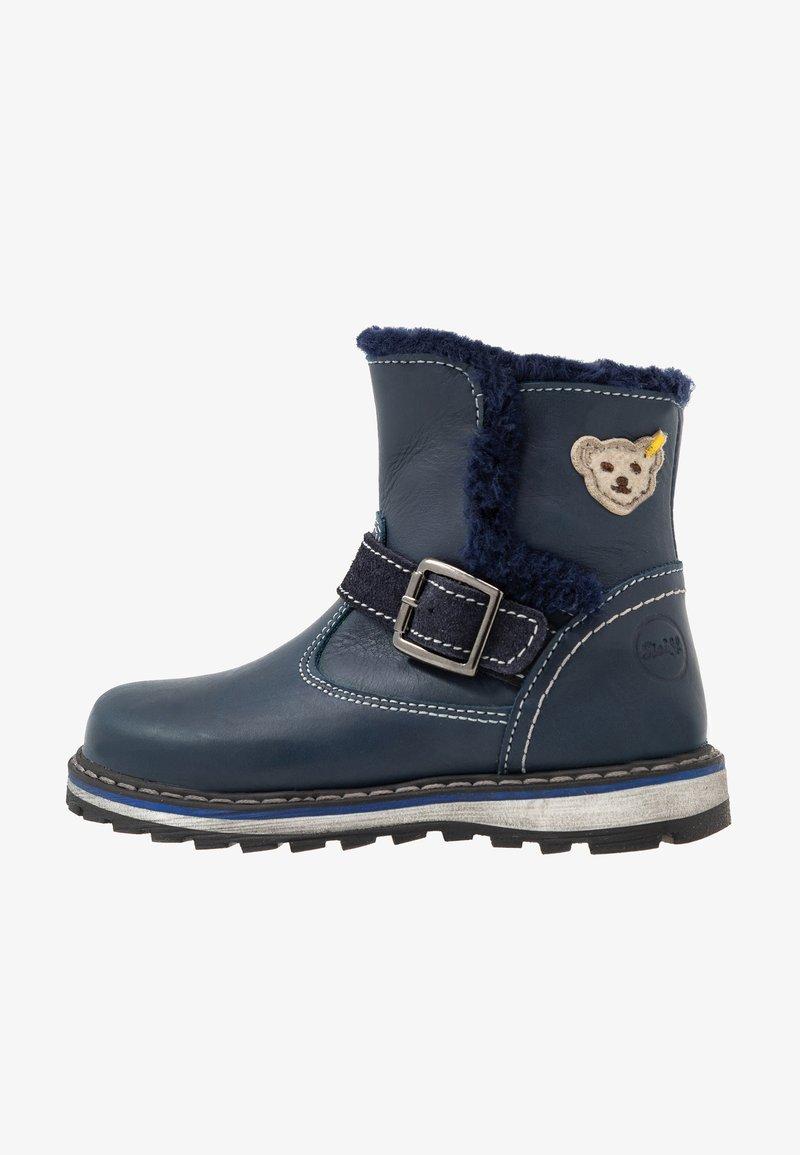 Steiff Shoes - TYLERR - Nilkkurit - blue