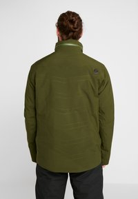 PYUA - VOID - Snowboard jacket - rifle green - 3