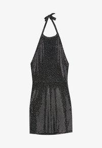 PULL&BEAR - Sukienka koktajlowa - black - 6