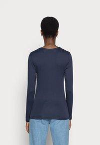 GAP - CREW - Långärmad tröja - true indigo - 2