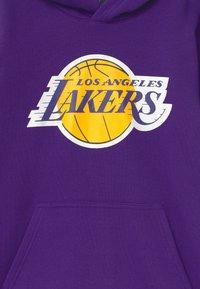 Nike Performance - NBA LA LAKERS LOGO ESSENTIAL ICON UNISEX - Klubové oblečení - court purple - 2