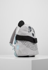 Lässig - BACKPACK PANDA - Rygsække - light grey - 4
