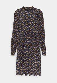 YASTAMALY DRESS  - Denní šaty - sky captain/tamaly