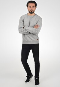 Blend - SWEATSHIRT ALEX - Sweatshirt - zink mix - 1
