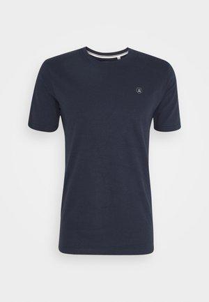 AKROD - Basic T-shirt - dark blue