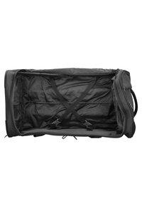 Travelite - CROSSLITE - Wheeled suitcase - black - 4