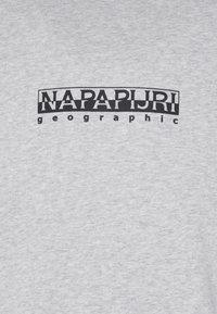 Napapijri The Tribe - BOX UNISEX - Felpa - light grey - 2