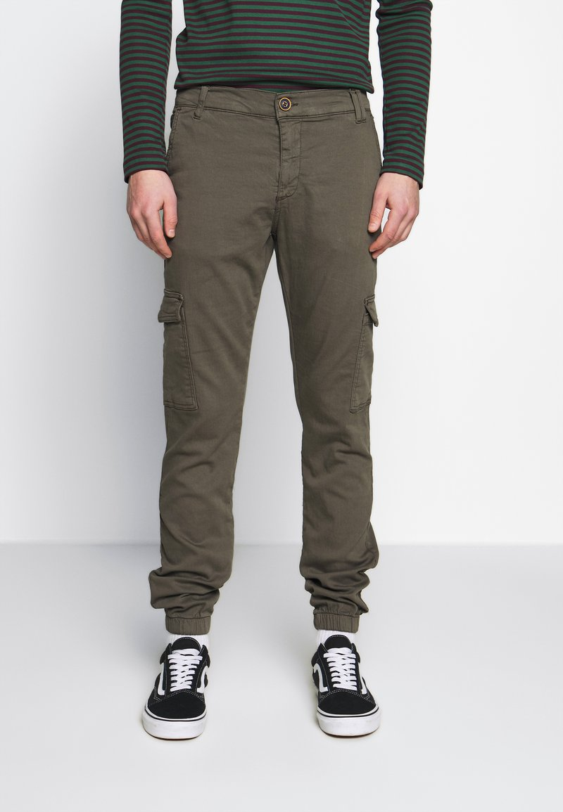 Cars Jeans - JEREZ - Cargo trousers - army