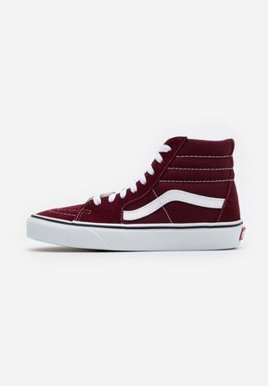 SK8 - Sneakersy wysokie - port royale/true white