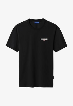 S-ICE SS - Print T-shirt - black