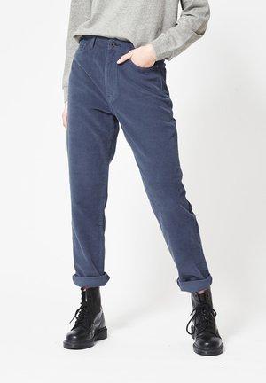 JADAN CORD - Jeans Tapered Fit - old school blue