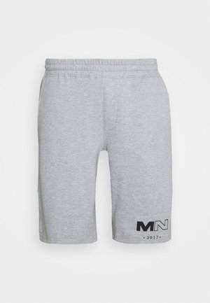 CLUB DRAWCORD - Teplákové kalhoty - grey marl