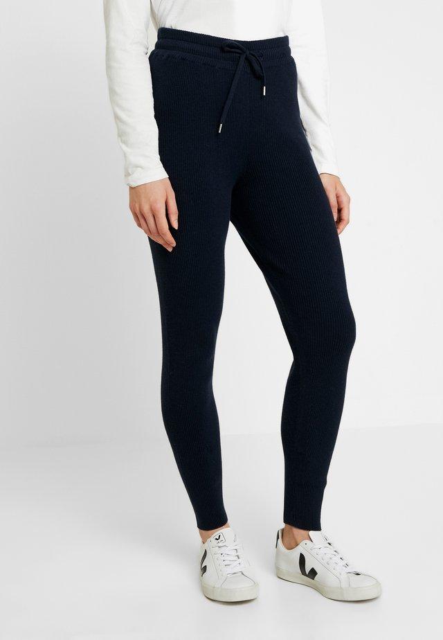 STINE - Trousers - dark blue