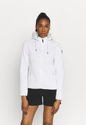 ADRIAN - Fleece jacket - steam