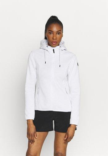 ADRIAN - Fleece jacket - steam