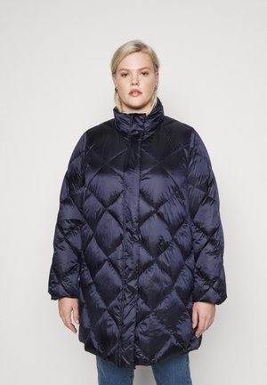 PAROLA - Down coat - dark blue