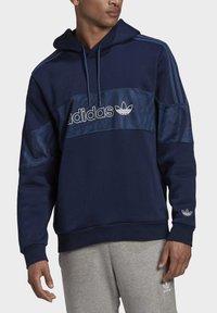 adidas Originals - BX-2O HOODIE - Hoodie - blue - 7