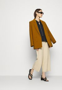 Tommy Hilfiger - RUTH - Button-down blouse - desert sky - 1