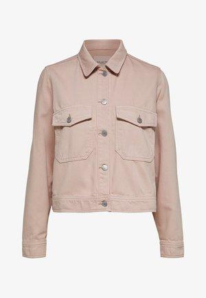 Denim jacket - potpourri