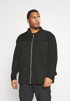 JPRBLAPHIL JACKET - Zip-up sweatshirt - black