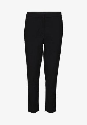 SOMI  - Trousers - black