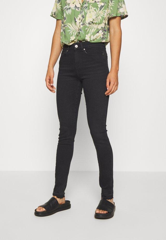 ALEXA ANKLE COOL - Jeans Skinny - black
